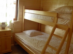 Noclegi Bobolin - sypialnia