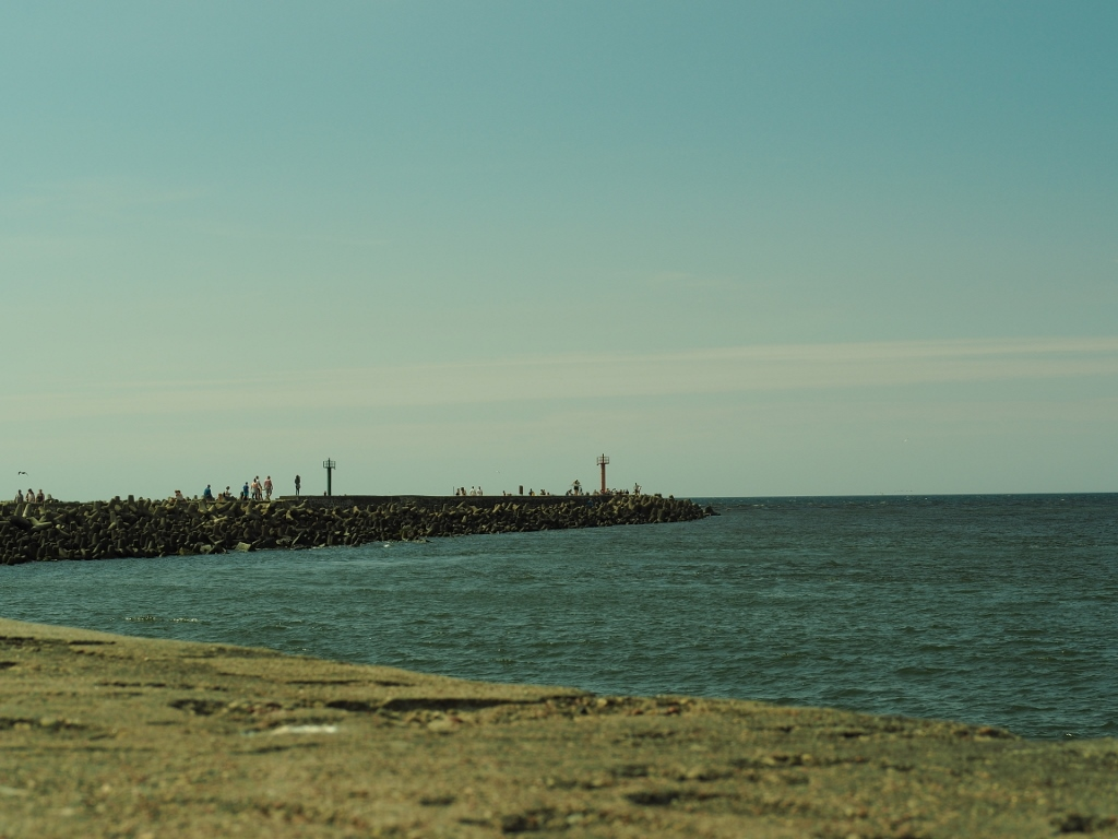 Darłowo - port